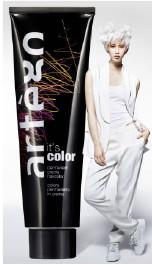 Barva  IT'S COLOR 150 ml  12,111 - SUPER BLONDE  silně popelavá