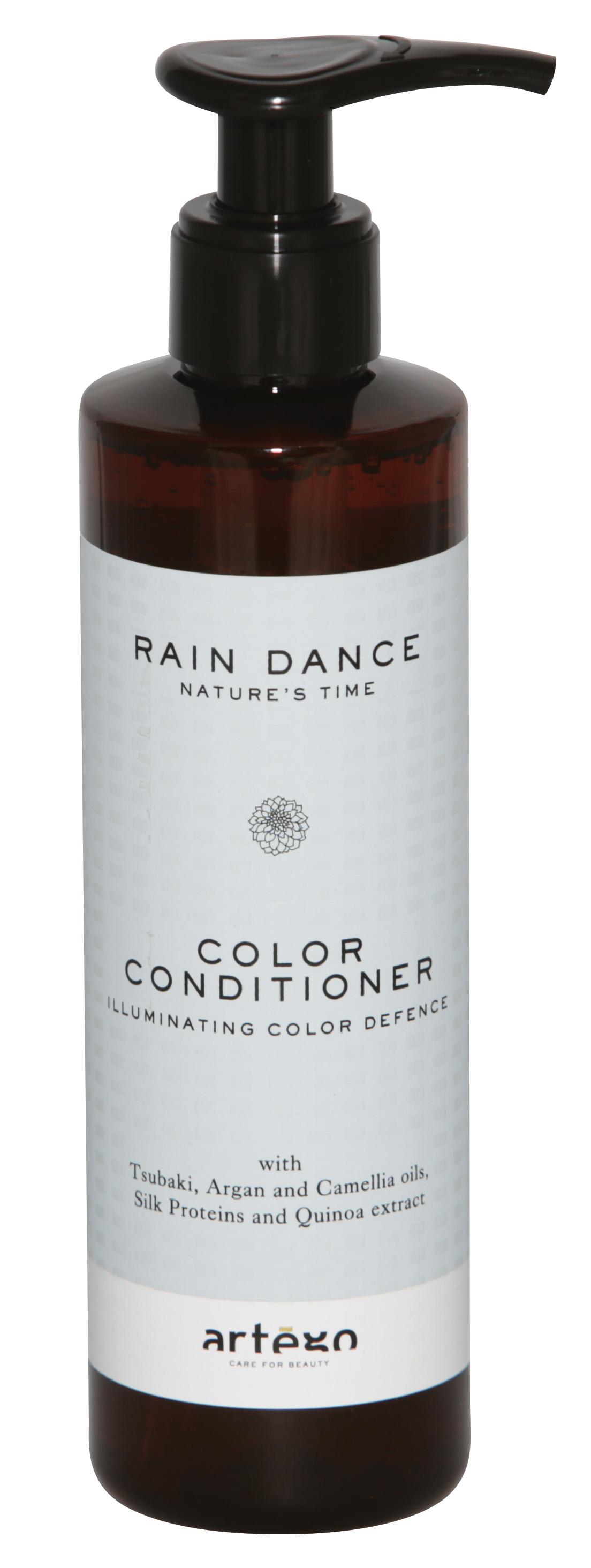 ARTÉGO Kondicioner na barvené vlasy RAIN DANCE 1000  ml
