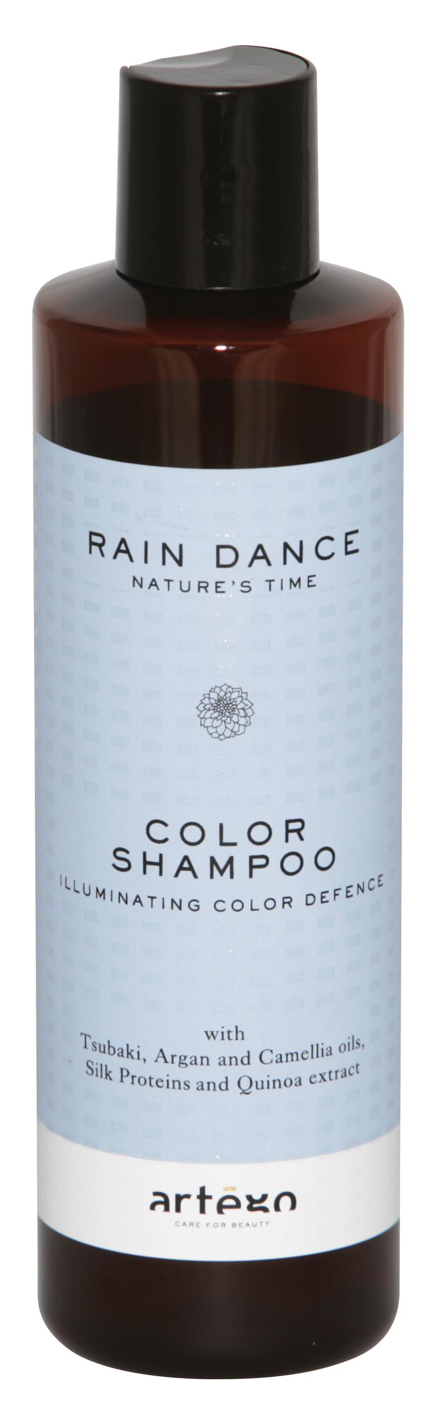 ARTÉGO Šampon na barvené vlasy RAIN DANCE 1000 ML