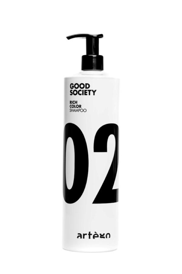 ARTÉGO Šampon na barvené vlasy 02 1000 ml