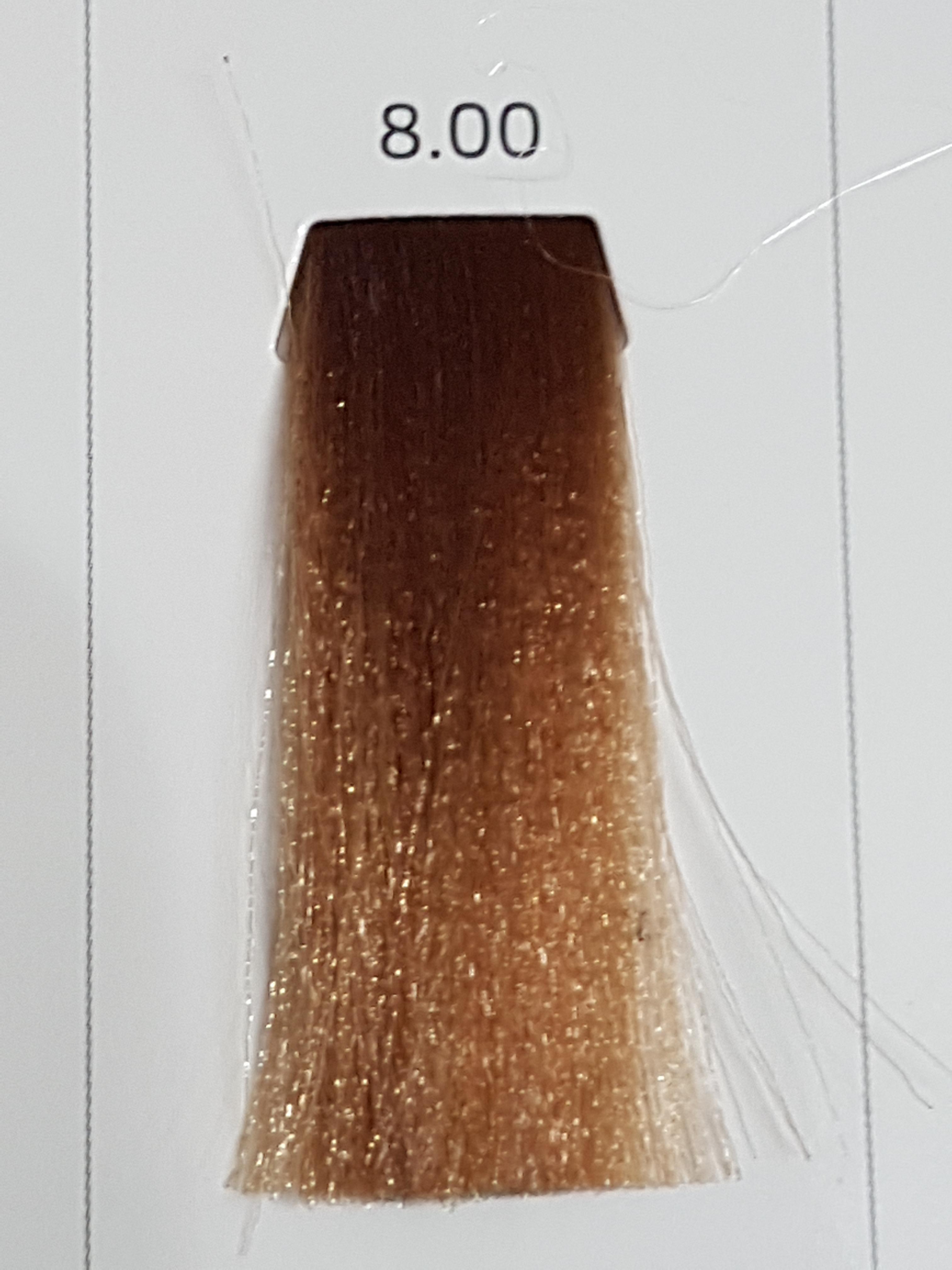 Barva na vlasy  Milaton  Professional  8.00  100ml