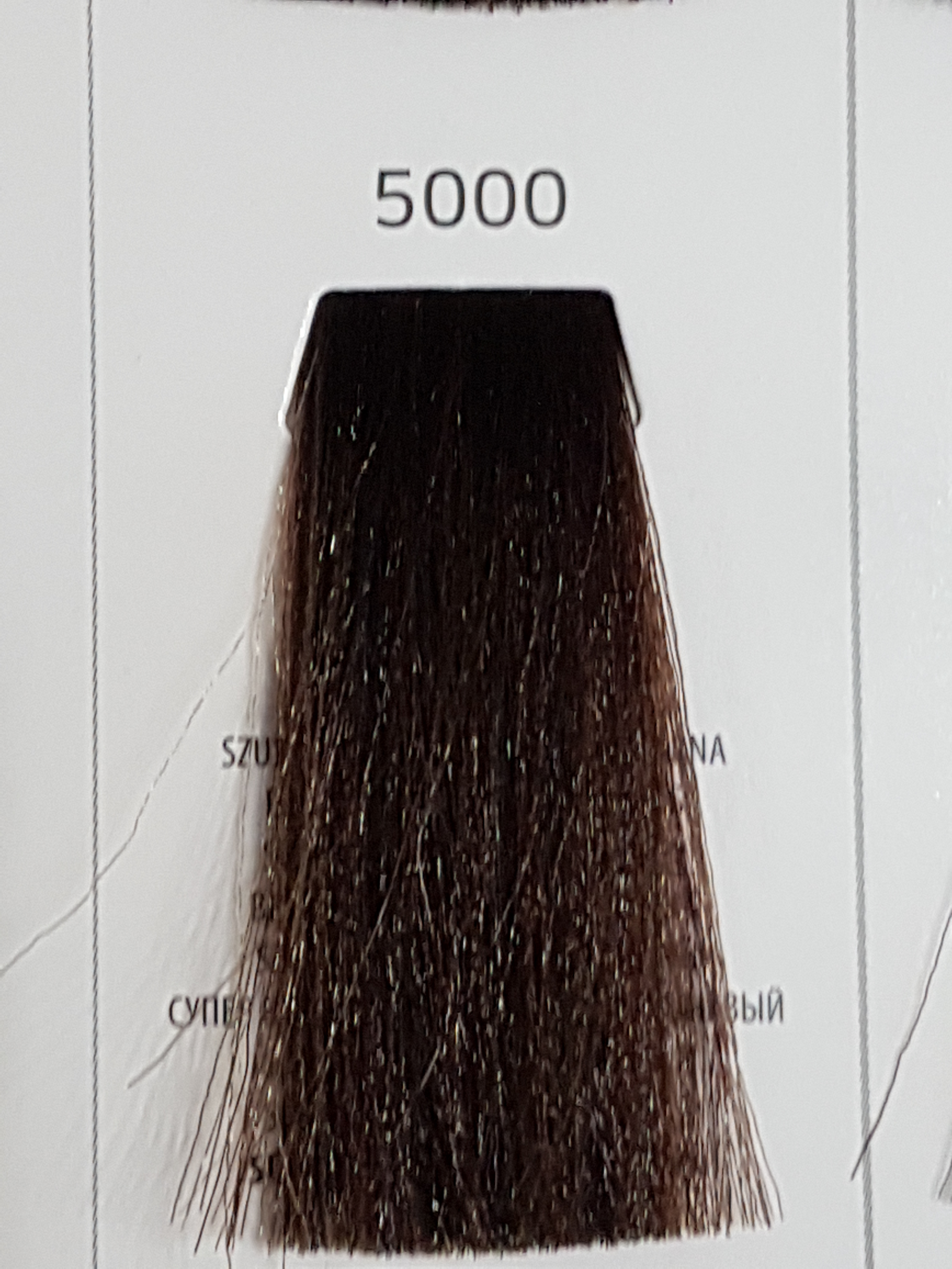 Barva na vlasy  Milaton  Professional  5000  100ml