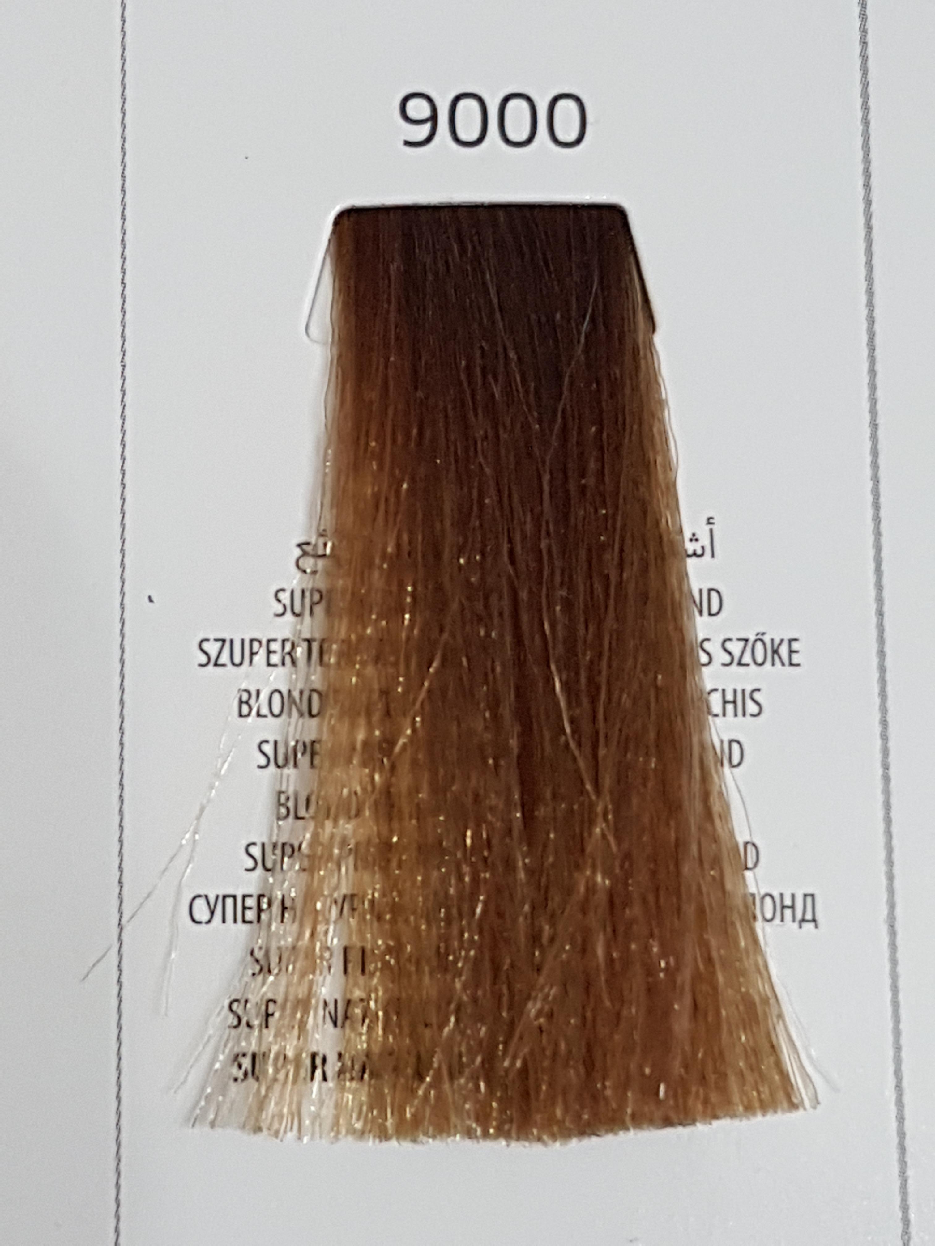 Barva na vlasy  Milaton  Professional  9000  100ml