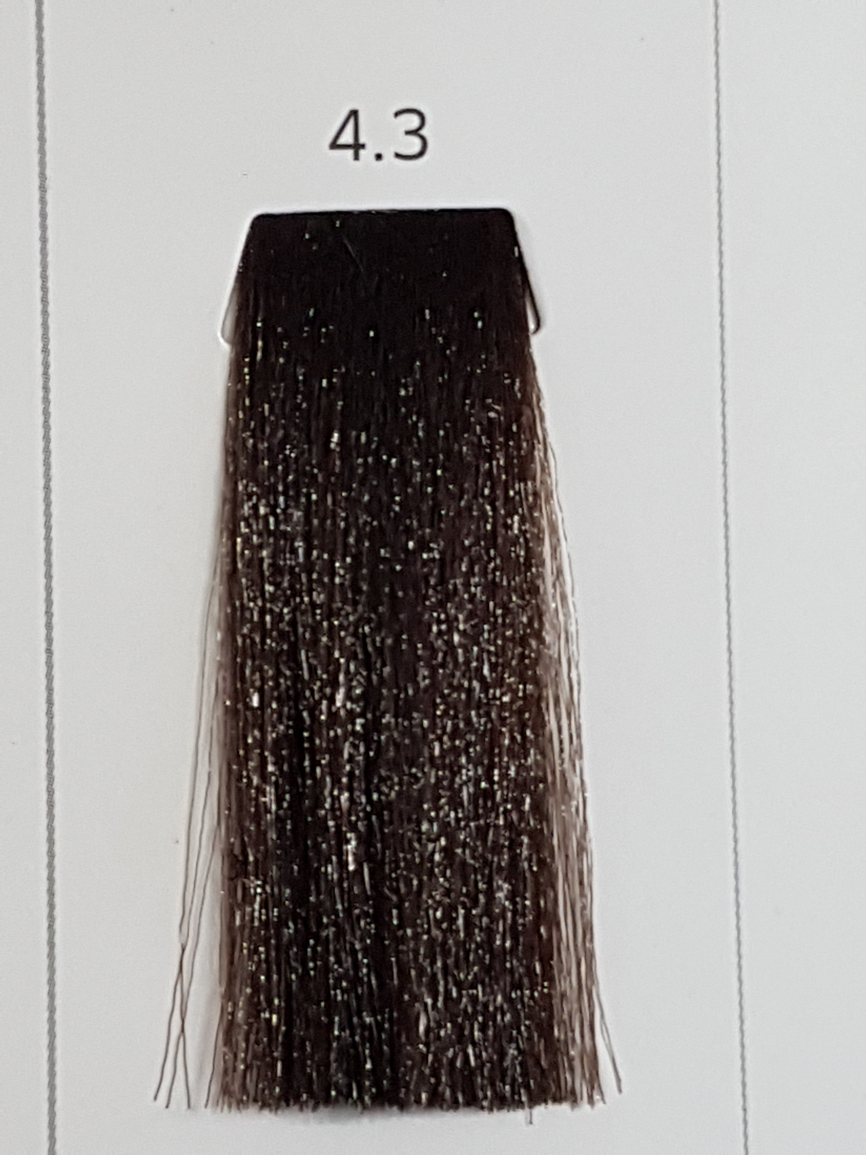 Barva na vlasy  Milaton  Professional  4.3  100ml