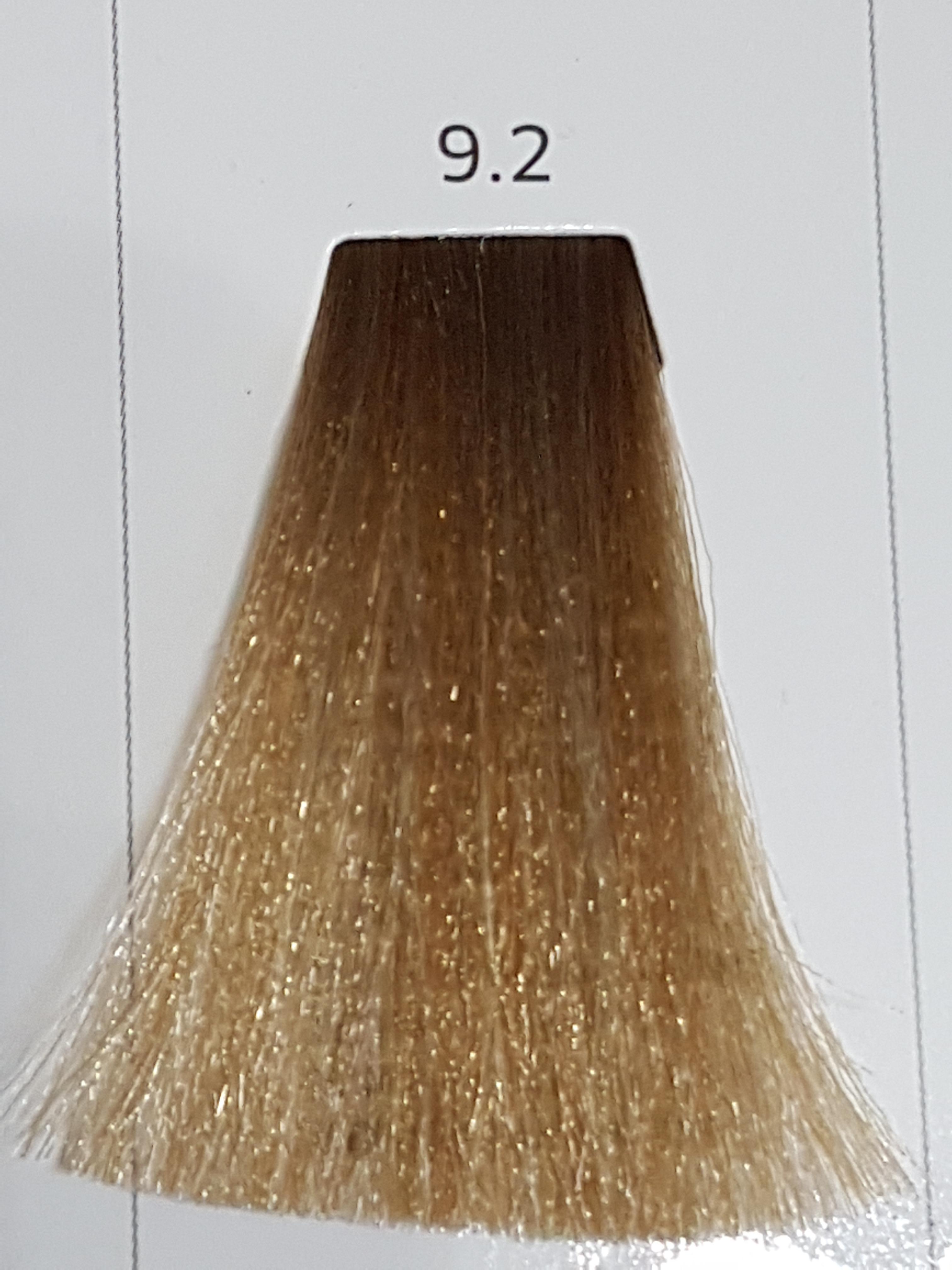 Barva na vlasy  Milaton  Professional  9.2  100ml