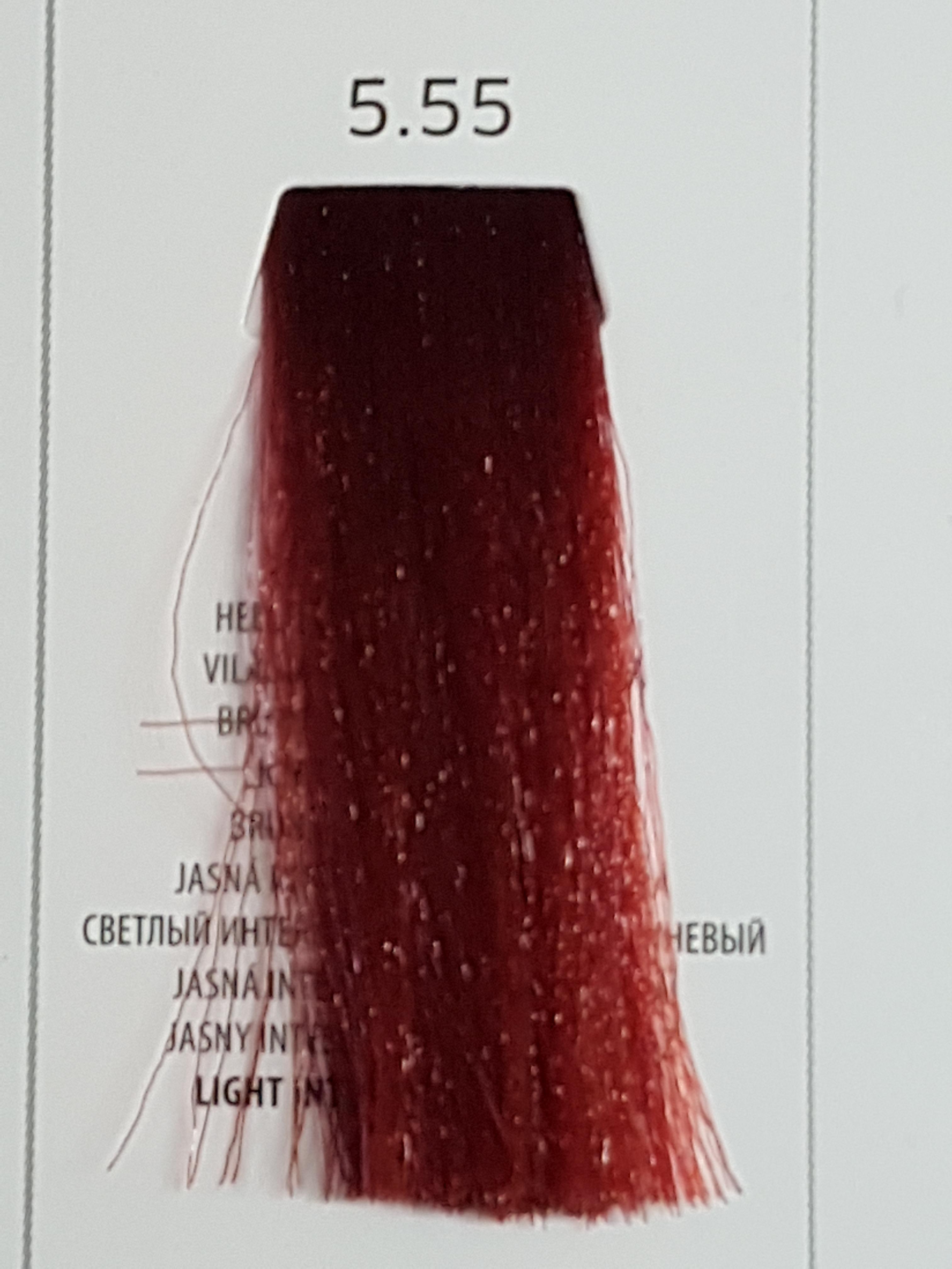 Barva na vlasy  Milaton  Professional  5.55   100ml