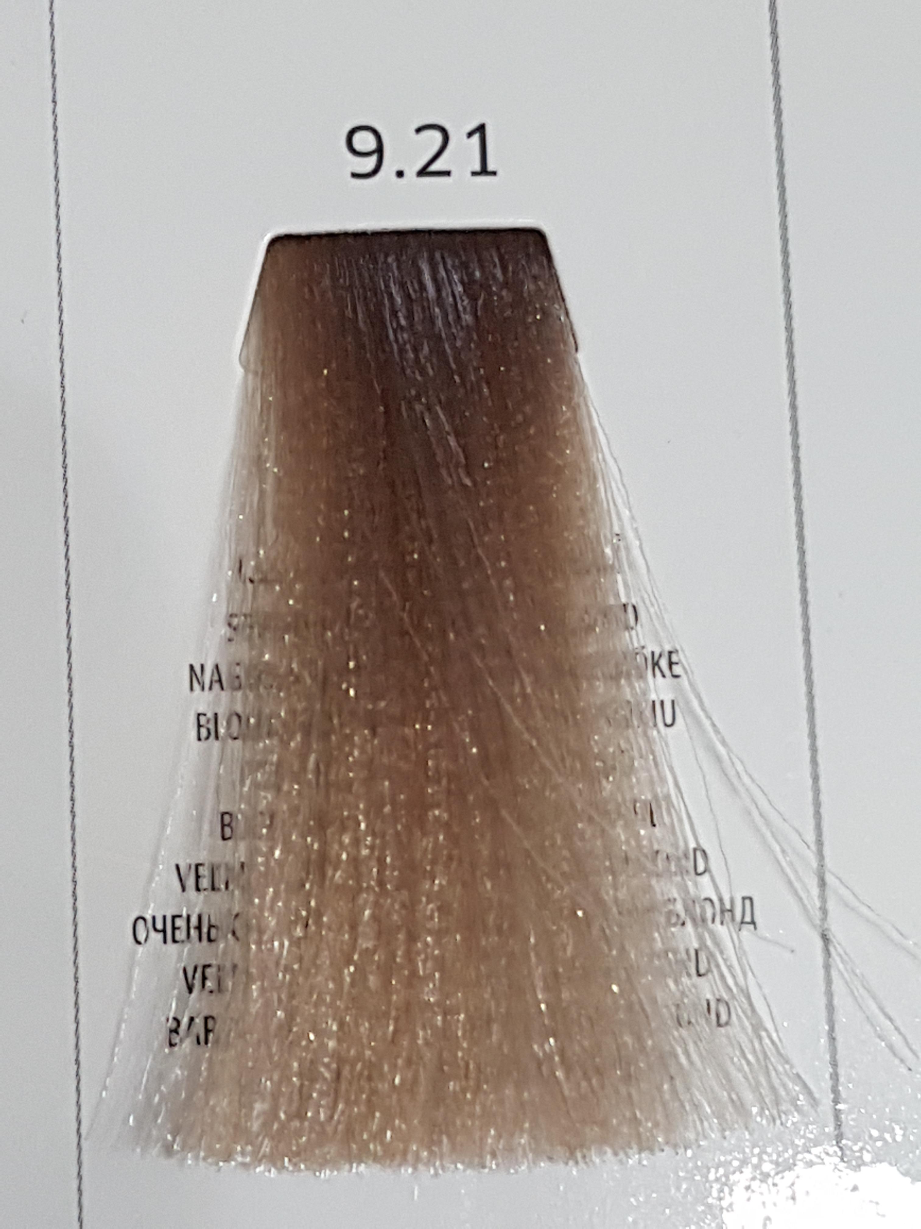 Barva na vlasy  Milaton  Professional  9.21   100ml