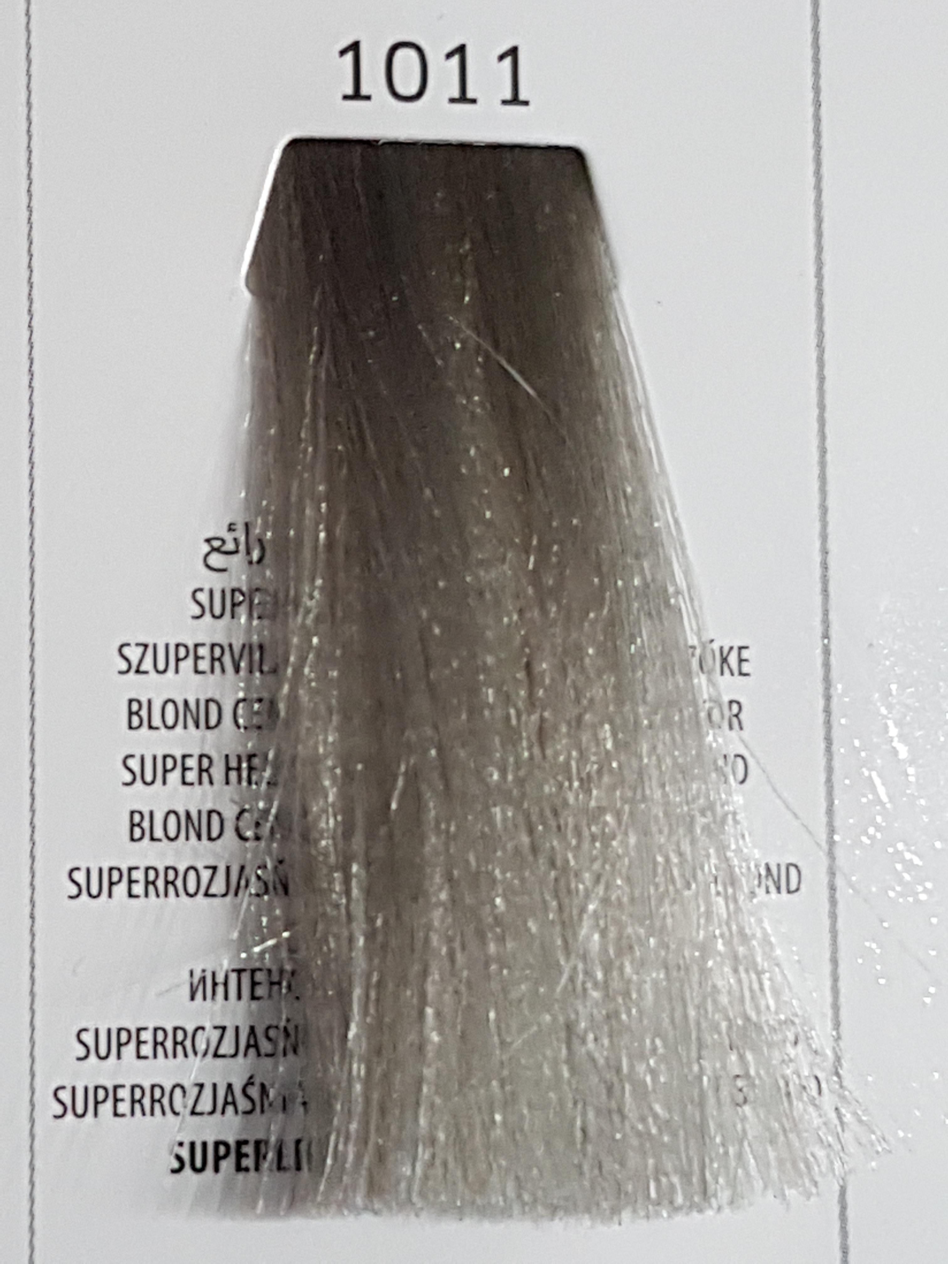 Barva na vlasy  Milaton  Professional  1011     100ml