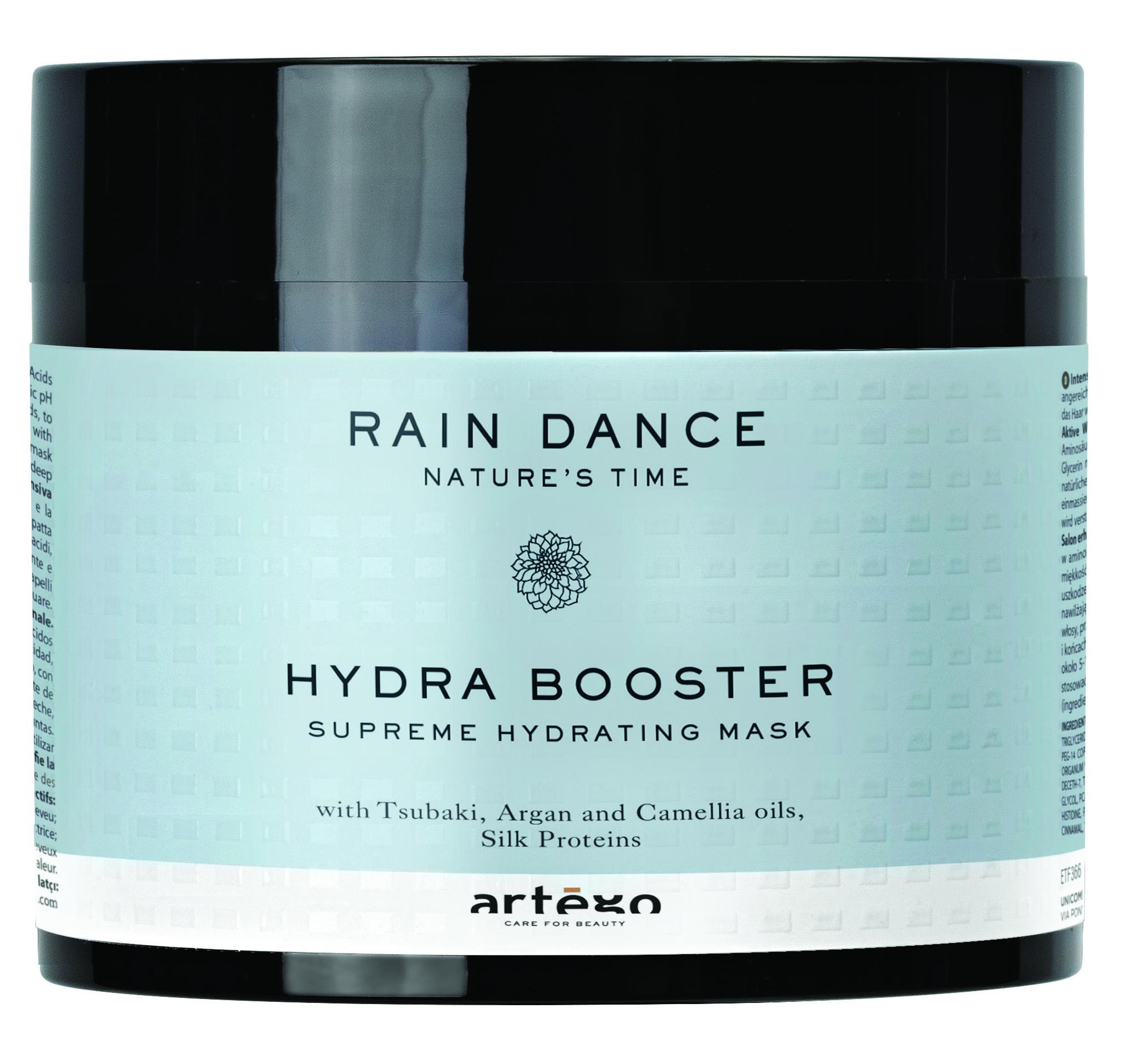 Hydratační maska  RAIN DANCE Artego 500ml- NOVINKA