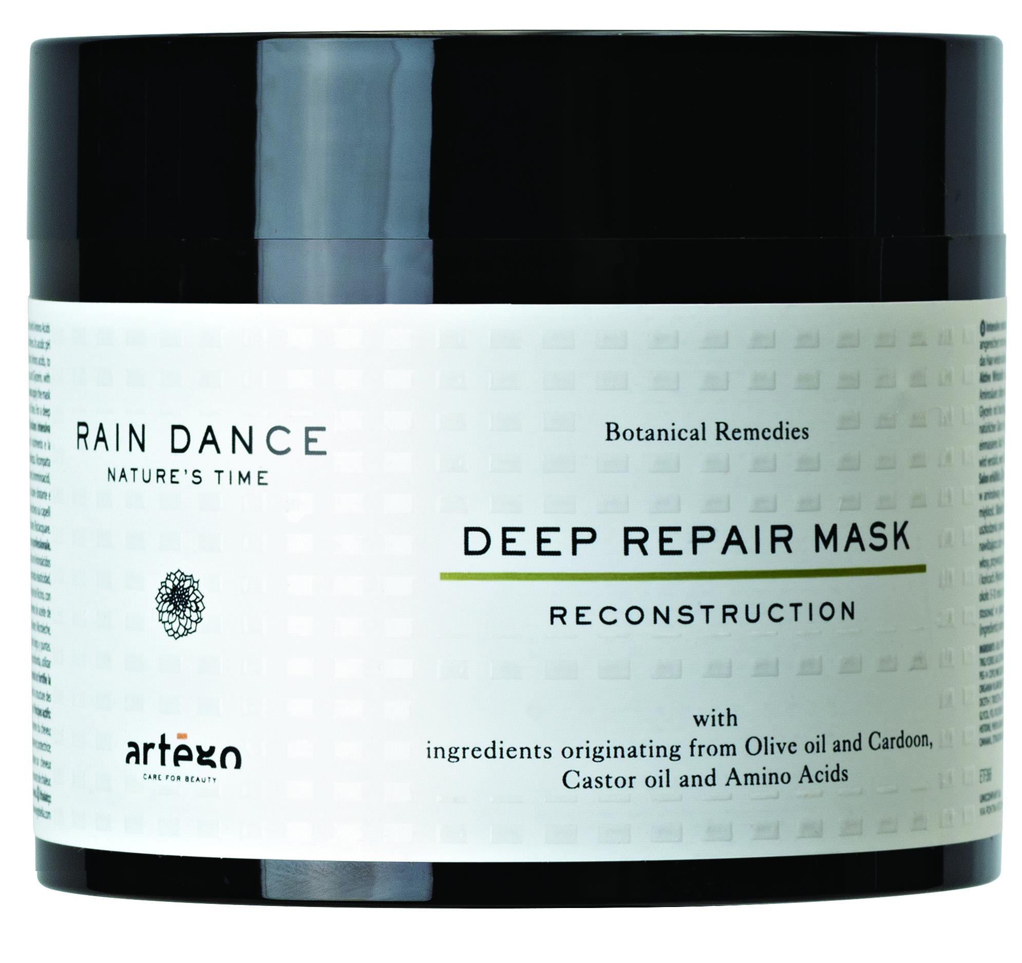 Silně regenerační maska 250ml  RAIN DANCE Artego- NOVINKA