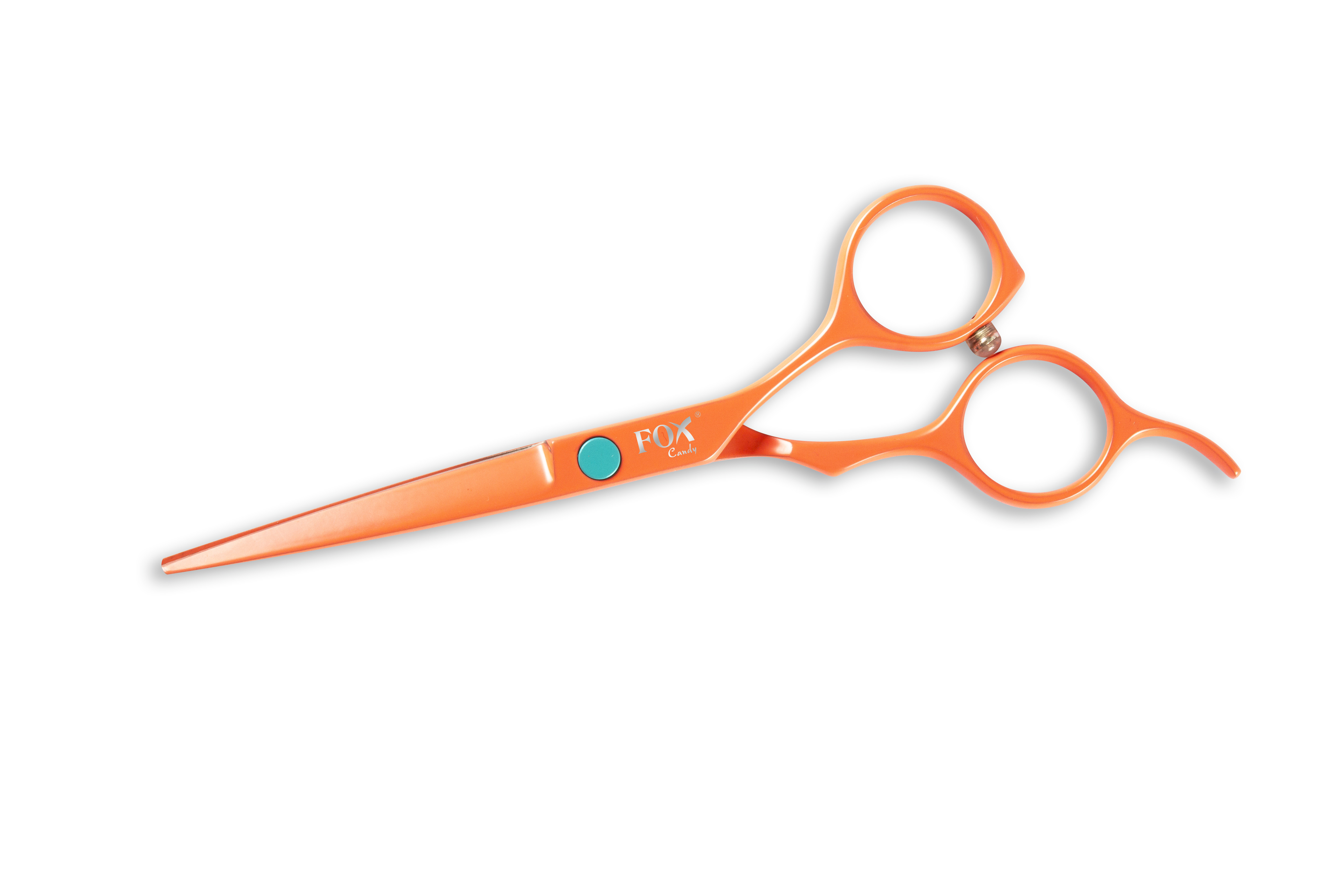 Nůžky FOX CANDY oranžové 5.5