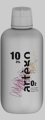 Oxidant Artégo 3% 1000ml