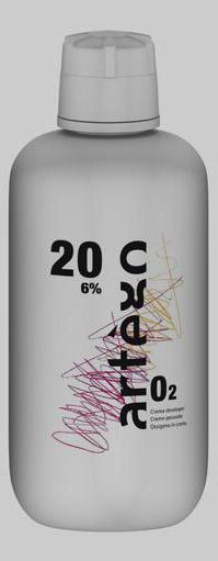 Oxidant Artégo 6% 1000ml