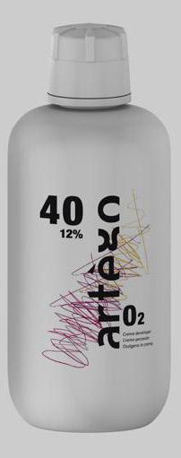 Oxidant Artégo 12% 1000ml