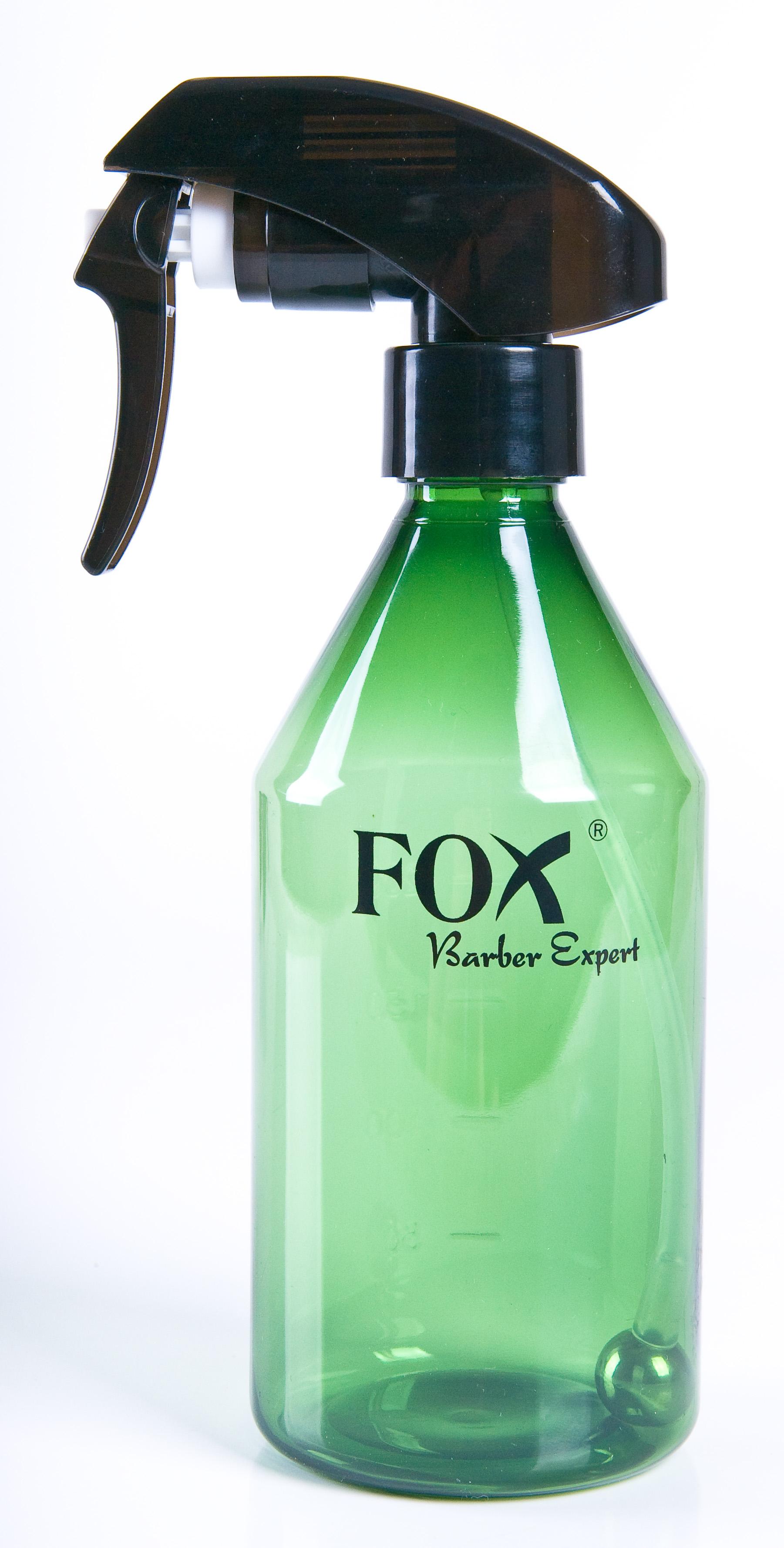 Rozprašovač FOX BARBER EXPERT zeleny- NOVINKA 300ml
