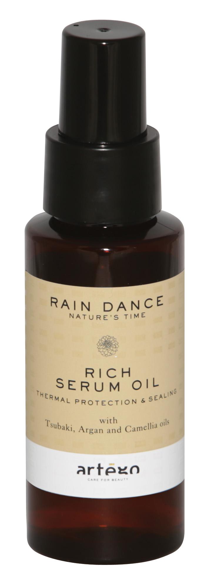 ARTÉGO Rich oil sérum RAIN DANCE 75 ml
