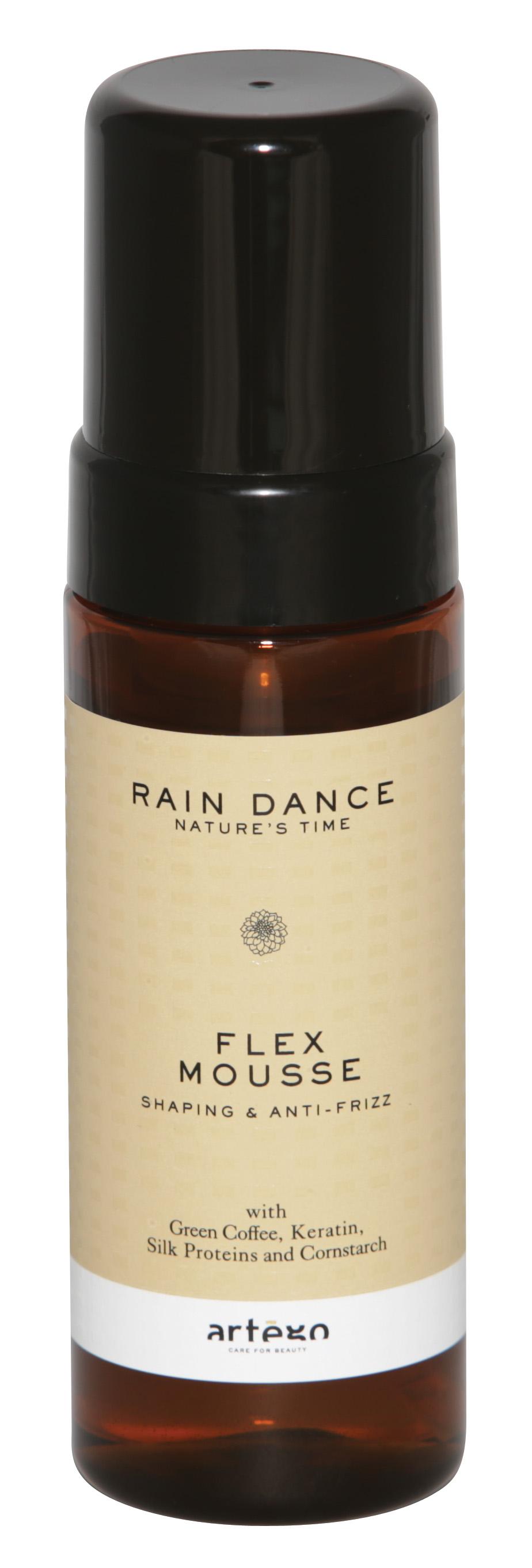 ARTÉGO Flex pěna na modelování vlasů RAIN DANCE 150 ml