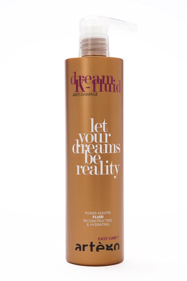 Artégo Keratinový K-fluid na vlasy Artégo Dream 500ml