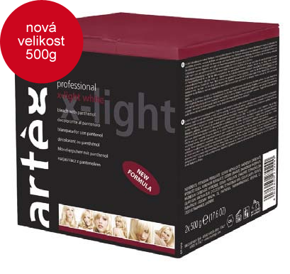 ARTÉGO MELÍR  X-LIGHT WHITE 500g