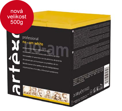 ARTÉGO MELÍR  NO-AM WHITE 500g