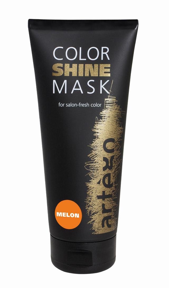 ARTÉGO Maska na vlasy COLOR SHINE melounová 200ml