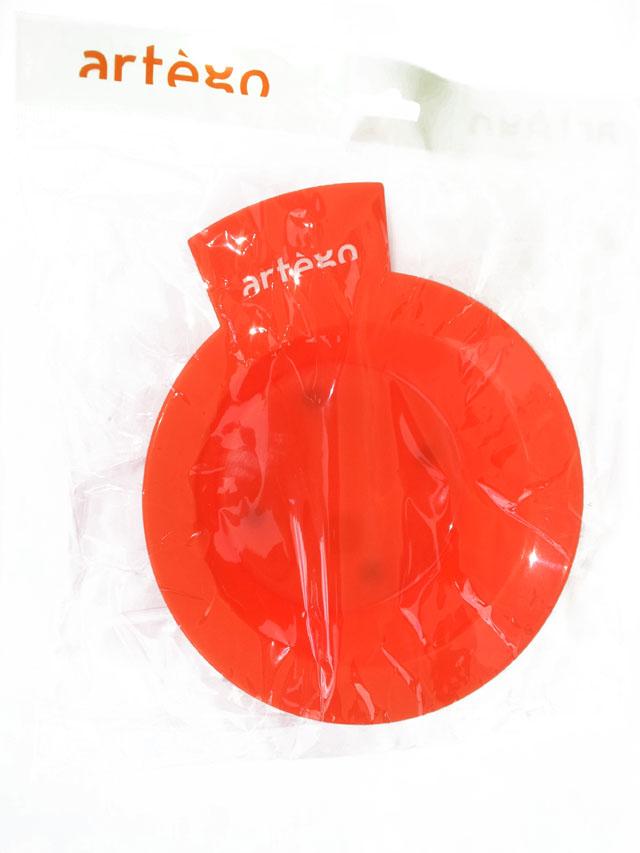 Artégo Oranžová miska na míchání barev s logem