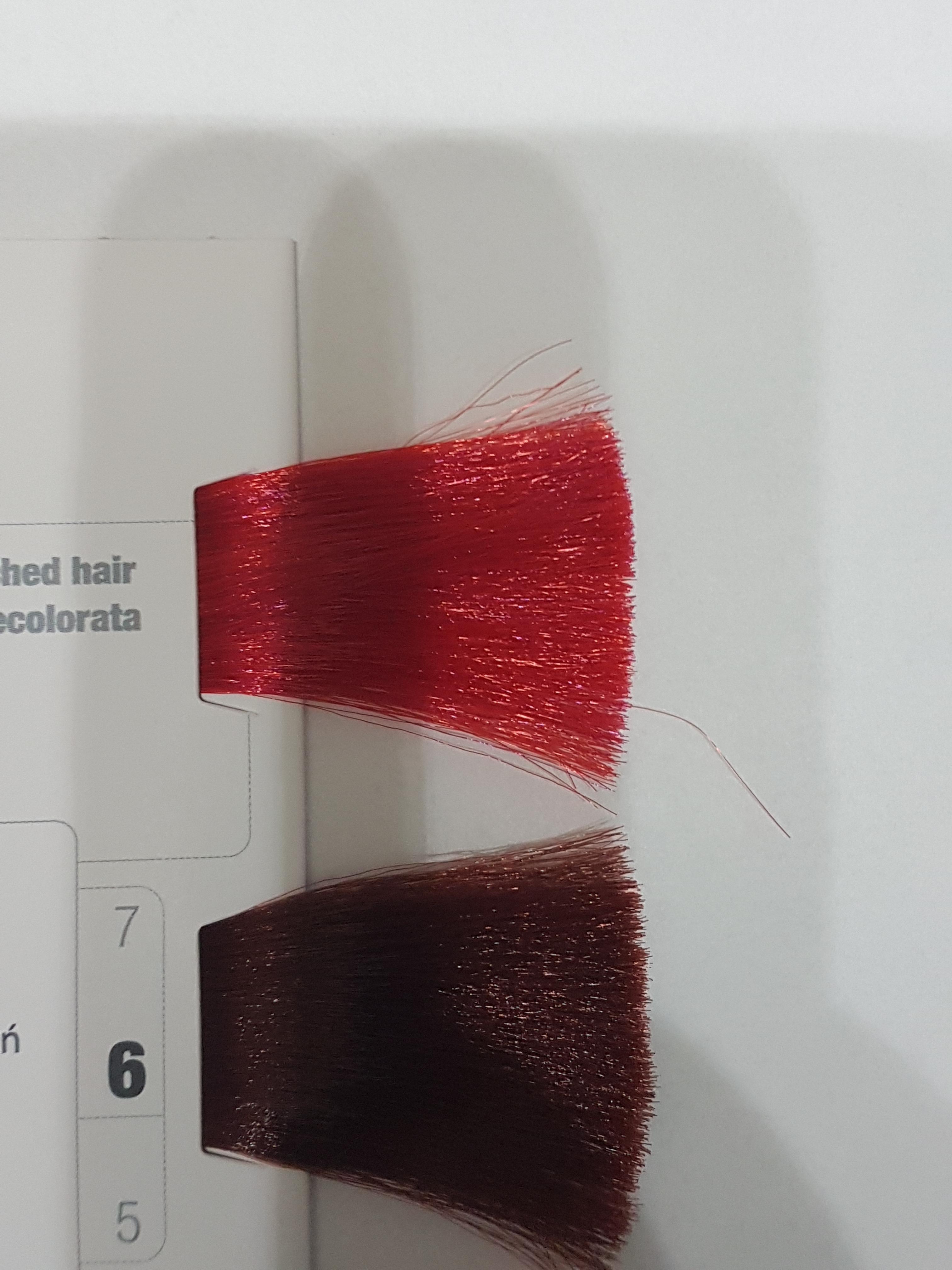 Artégo Bezoxidační toner My Color Reflex Rubínově červený 200ml