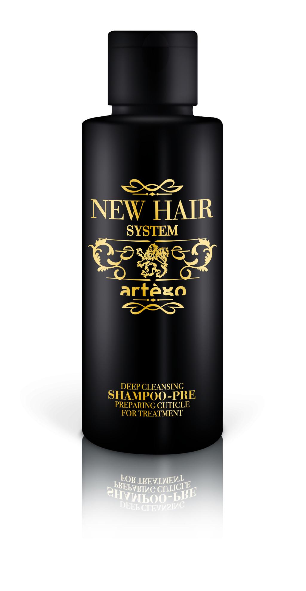 ARTÉGO Čistící šampon na vlasy  Pre Shampoo před NHS léčbou 100ml