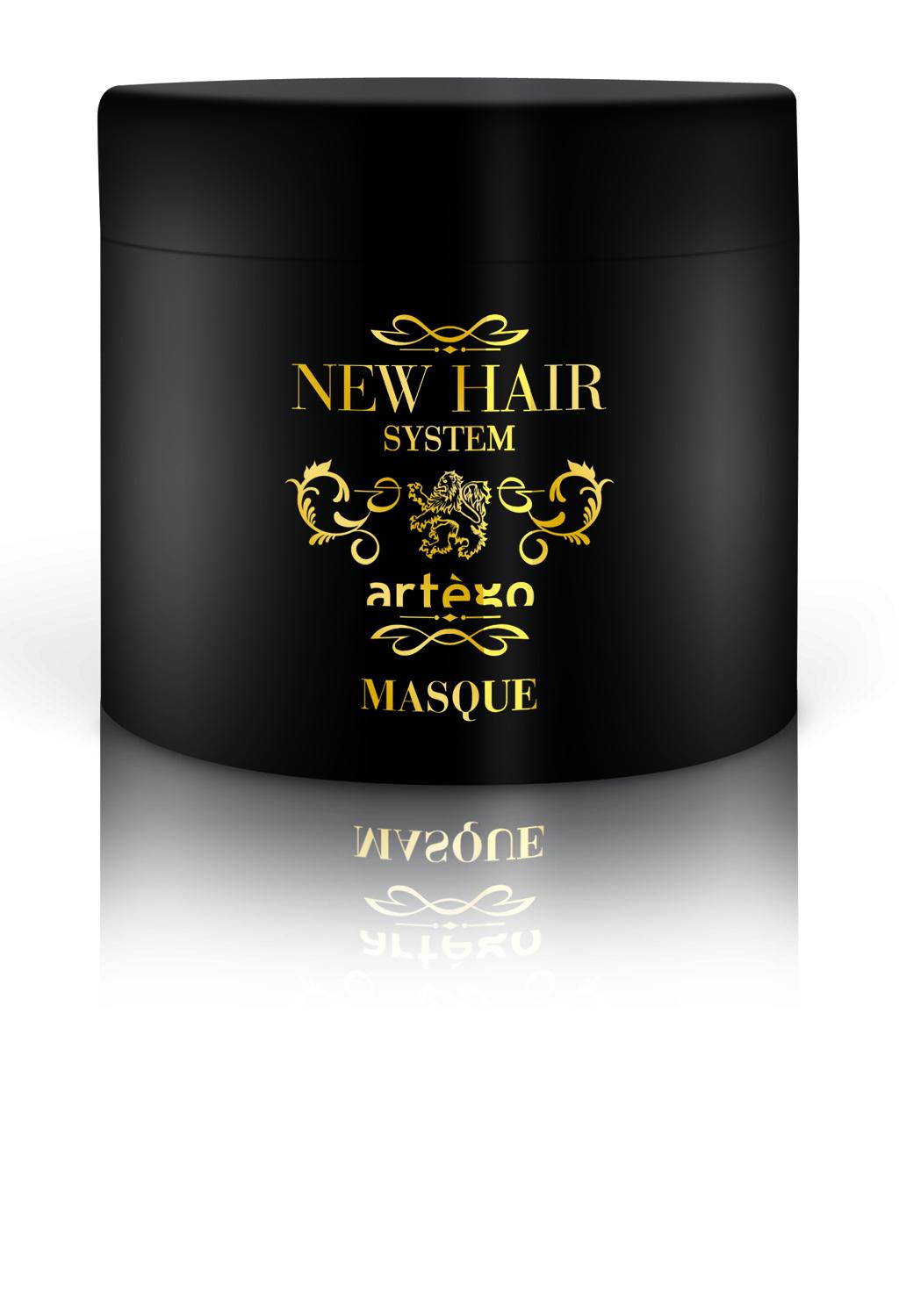 ARTÉGO Maska na vlasy  NHS pro výrazné zlepšení stavu vlasů 250ml