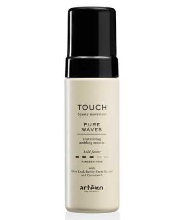 Pěna PURE WAVES artego TOUCH 150ML