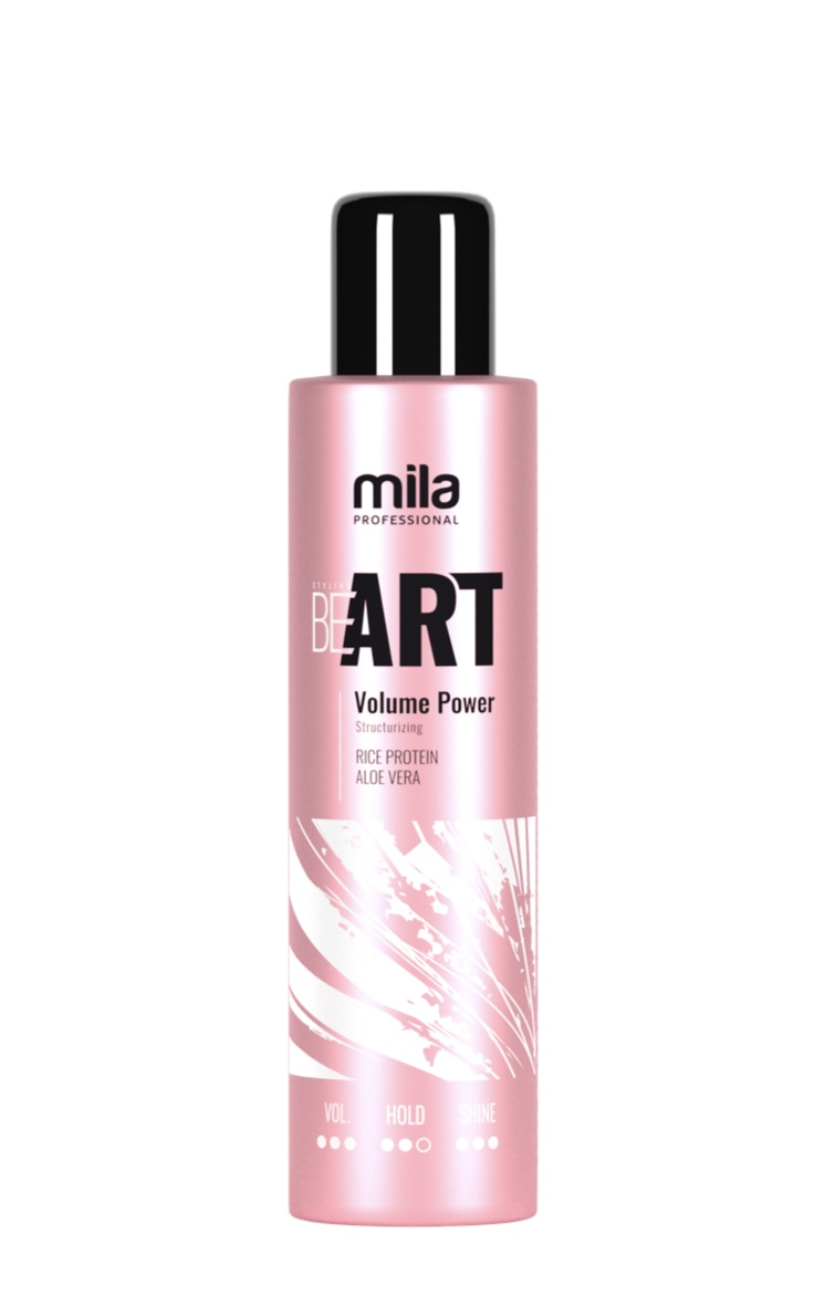 OBJEMOVÝ SPREJ MILA BE ART 200ml