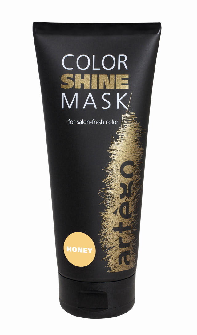 ARTÉGO Maska na vlasy  COLOR SHINE medová 200ml